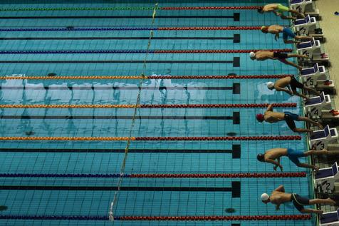 جایگاه نهم و دوازدهم شناگران معلول و نابینا و کم بینا در قهرمانی جهان