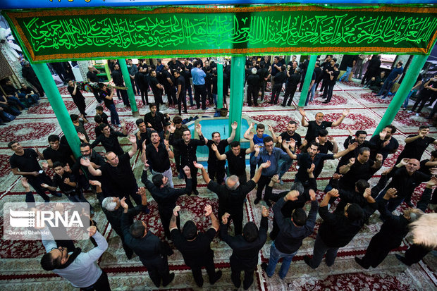 تکیه امام حسن مجتبی (ع) شمال تهران، تکیه سبز شناخته شد