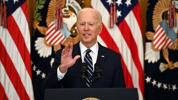 نخستین نشست خبرى جو بایدن بدون صحبت در مورد ایران