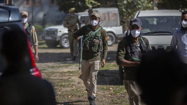 بازداشت 500 مسلمان در کشمیر هند