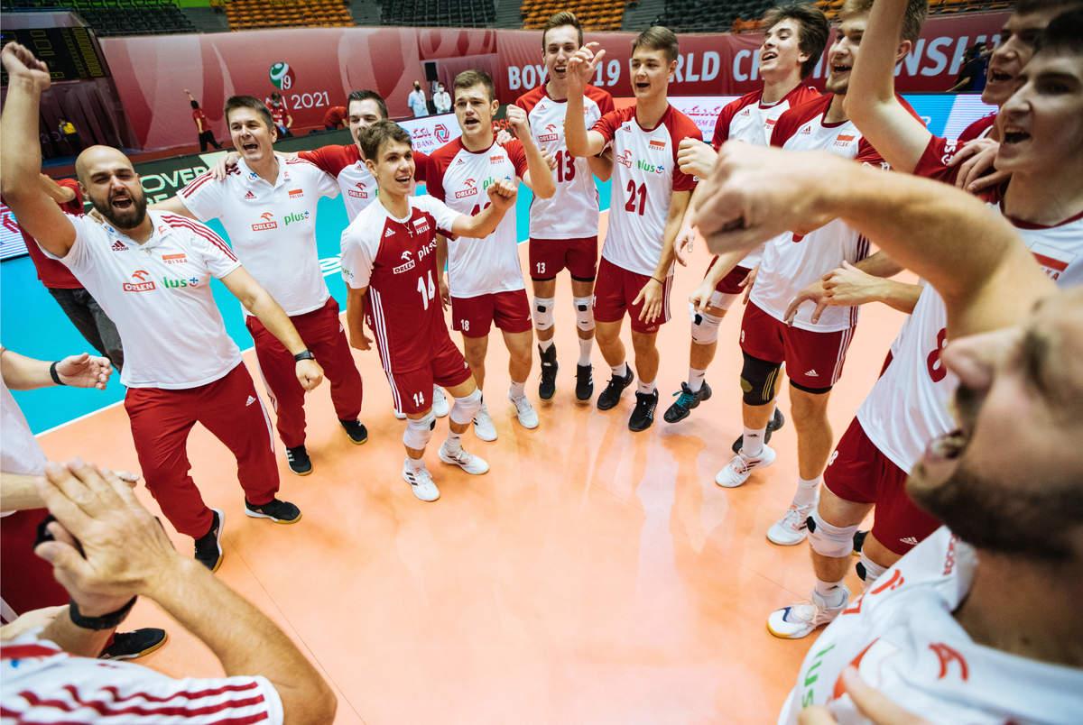 لهستان قهرمان والیبال نوجوانان جهان شد