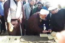 ساخت ۱۵۰ واحد مسکونی برای سیلزدگان در خوزستان آغاز شد