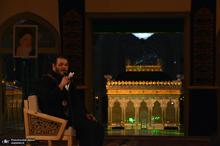 روضه خوانی حاج حیدر خمسه در حرم مطهر امام خمینی (س)