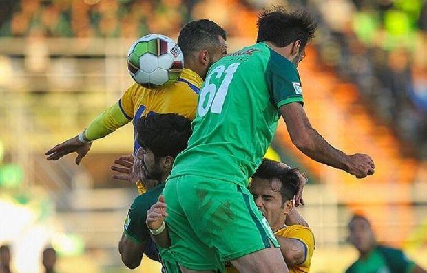 حاشیههای دیدار تیمهای نفت مسجدسلیمان و ذوبآهن