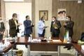امضای تفاهم نامه همکاری بین کمیته ملی اسکان بشر جمهوری اسلامی ایران و دانشگاه هنر
