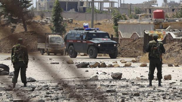 زخمی شدن 3 نظامی روسی در سوریه