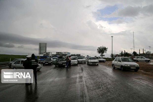 رئیس پلیس راه ایلام: رانندگان از تردد غیرضروری خودداری کنند