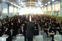 447 دانش آموز دختر در مسابقات قرآنی البرز به رقابت پرداختند