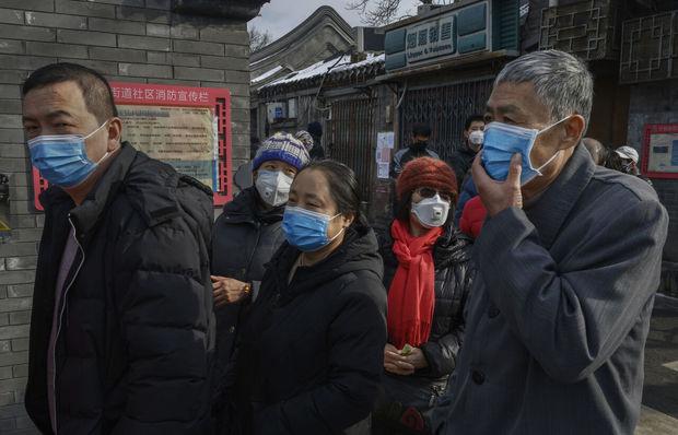 مرگبارترین روز برای کرونا/ 1355 قربانی تاکنون/ برکناری مقامات ارشد چینی