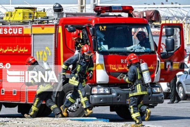 تجهیز ایستگاه آتشنشانی میدان کشاورز سمنان تامین اعتبار شود