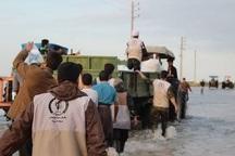 سپاه عاشورا سه میلیارد ریال کمک مردمی برای سیل زدگان جمع کرد