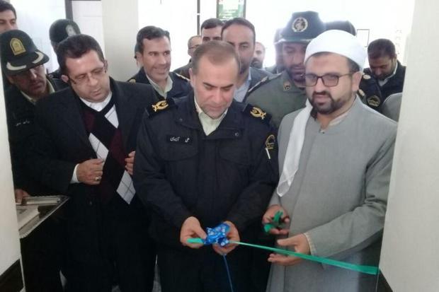 دفتر پلیس فتا در دیواندره راه اندازی شد