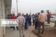 پرداخت مطالبات خواسته کارگران فاز ۲ پالایشگاه آبادان