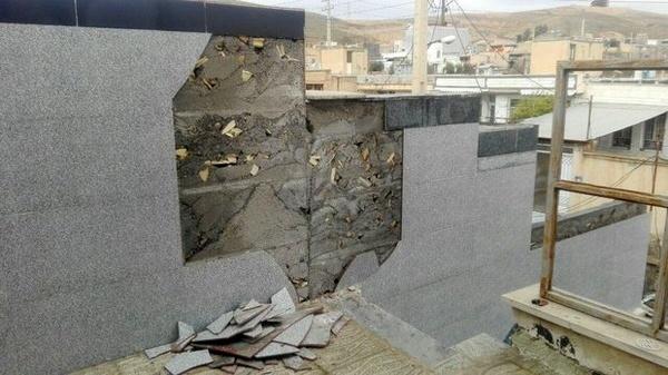خسارتهای زلزله آبدانان نیاز به بررسی کارشناسی دارد  آمادهباش به تمامی دستگاههای امدادی استان