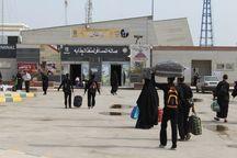 ۱۶۰ هزار زائر اربعین از مرز چذابه به کشور بازگشتند