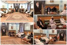 مراسم بزرگداشت سی و دومین سالگرد ارتحال امام خمینی(ره) در عمان + تصاویر و فیلم