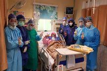 ۱۹۵ تن از مبتلایان به ویروس کرونا در شاهرود بهبود یافتند