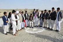 عملیات ساخت 2 طرح بخش کشاورزی در فنوج آغاز شد