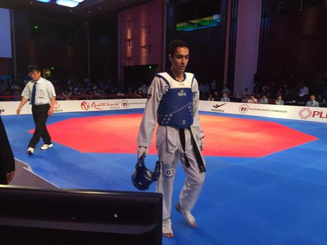 هادی پور به نیمه نهایی تکواندو قهرمانی جهان صعود کرد