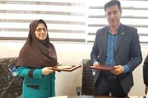 نفاهم نامه همکاری بین ادارات کل آموزش فنی و حرفه ای و امور عشایر استان سمنان منعقد شد
