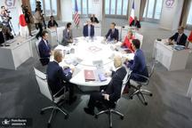 مشاجره ترامپ با سران گروه 7 بر سر روسیه
