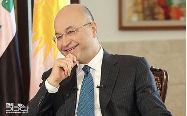 دستور برهم صالح برای ادامه تحقیقات درباره خشونتها در تظاهرات عراق