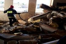 آتش سوزی در دانشگاه شهید باهنر کرمان اطفا شد