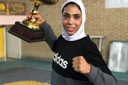 سهیلا منصوریان: قرارداد یک تیم ووشو برابر با یک بازیکن ذخیره فوتبال است/ دو ماه دیگر در MMA مسابقه می دهم