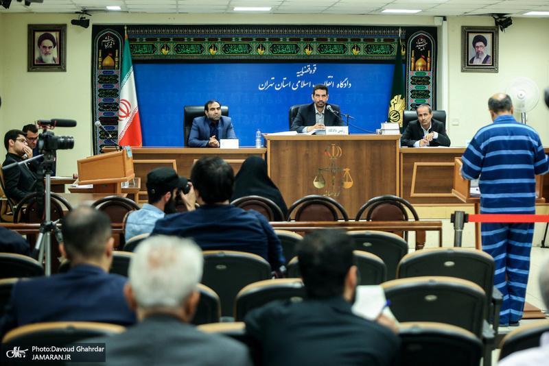 دومین جلسه رسیدگی به اتهامات شبنم نعمت زاده، احمدرضا لشگری پور و شرکت توسعه دارویی رسا