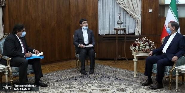 جهانگیری: پاکستان با جدیت از اقدامات امنیتی علیه ایران جلوگیری کند
