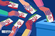 ۱۹۰۰ نفر برای برگزاری انتخابات در دامغان فعالیت میکنند