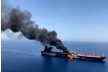 اعزام کارشناسان ایرانی برای ارزیابی یکی از نفتکشهای آسیب دیده در دریای عمان