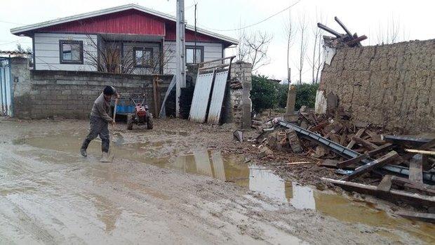 ساختومرمت 500 واحد مسکونی روستایی آسیبدیده از سیل در همدان
