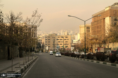 هشدار نسبت به همزمانی کرونا و آلودگی هوا