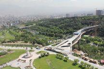 دریاچه و باغ هنر پایتخت آماده بهرهبرداری شد