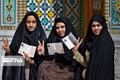 رنگ انتخابات در شناسنامه رای اولیهای یزد
