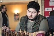 مقصودلو از شطرنج جایزه بزرگ ابوظبی حذف شد