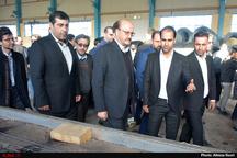 افتتاح یکواحد تولیدی در شهرکصنعتی خرمدشت