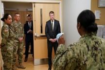 تعداد مبتلایان به کرونا در ارتش آمریکا به 340 نفر رسید