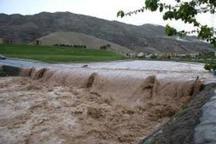 شرکت آب منطقه ای کردستان در خصوص وقوع سیلاب هشدار داد