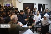 وزیر بهداشت از بیمارستانهای آموزشی مرکز مازندران بازدید کرد