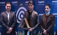 برترین کشتی گیران ایران معرفی شدند/ حسن یزدانی از دبیر جایزه گرفت