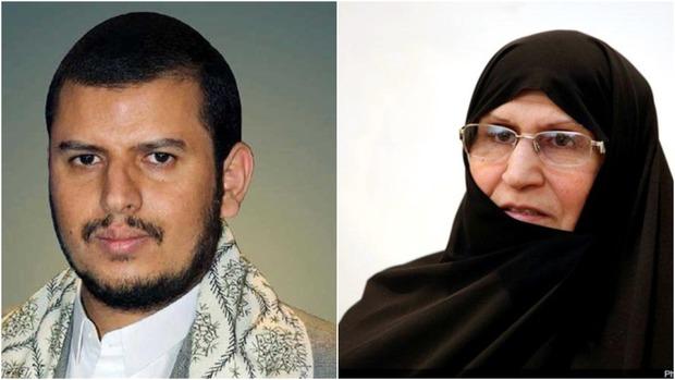 نامه رهبر انصارالله یمن به دکتر زهرا مصطفوی