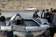 ۱۷ هزار و ۱۸۳ تن در حوادث رانندگی پارسال کشور جان باختند