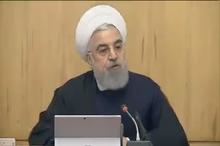 روحانی: اگر به زعم آمریکا جمهوری اسلامی چند ماه بیشتر دوام نمیآورد چرا برای مذاکره التماس میکند