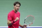 قهرمان تنیس اپن آمریکا ادامه فصل را از دست داد