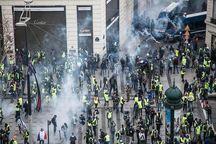 مجازات سنگین در انتظار معترضان جنبش «جلیقه زردها»
