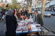 رونق بازار ساحلی آستارا در آستانه نوروز