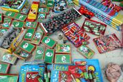 هشت میلیارد ریال مواد محترقه غیرمجاز در بازار تهران کشف شد