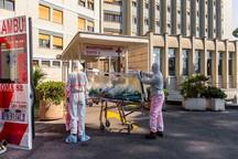 تعداد جان باختگان کرونا در ایتالیا 2503 و مبتلایان 31506 نفر شد